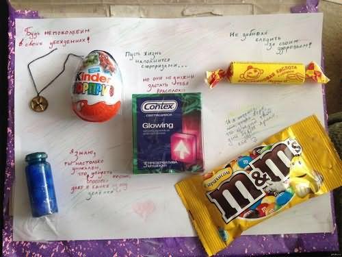 Как сделать жене подарок на день рождения