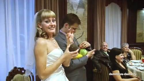 Шуточные поздравления с овощами на свадьбу 50