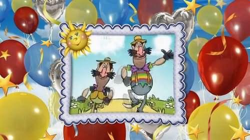 Плейскат с днем рождения с открытками